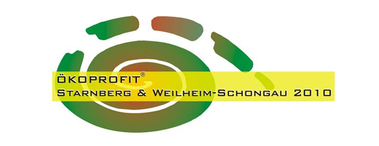 Ökoprofit Starnberg und Weilheim Schongau